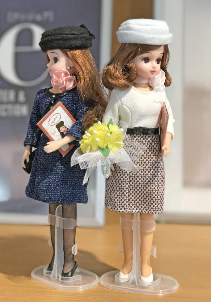 joieりかちゃんコラボ人形