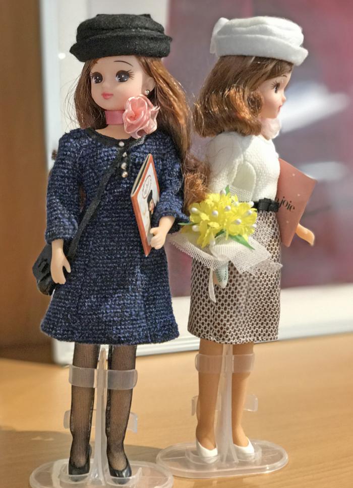 ワンピース2枚以上でプレゼントのジョアリカちゃん人形
